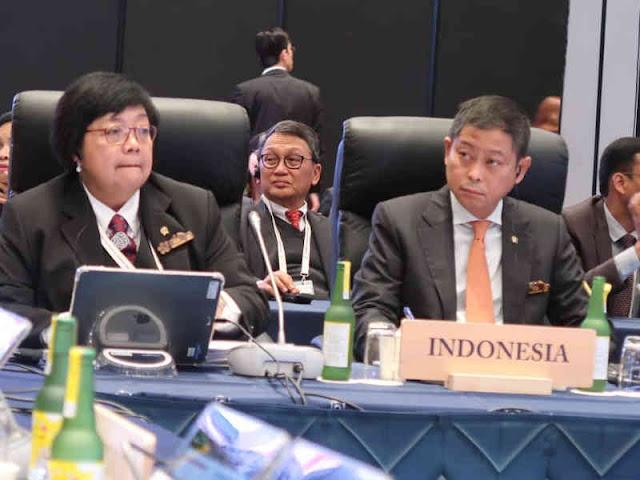 Ignasius Jonan Transisi Energi dan Perlindungan Lingkungan di Pertemuan G20