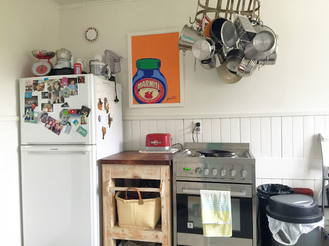 auckland airbnb kitchen cooking