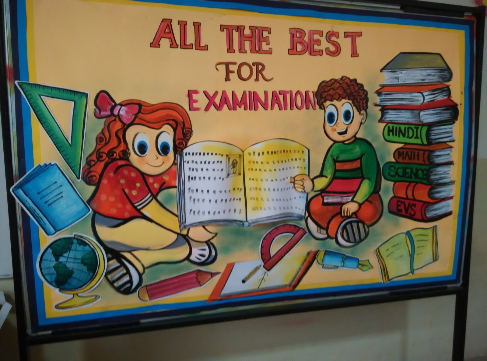 All Best For Exams Bulletin Board on Best Dr Seuss Art Projects For Kids Images On