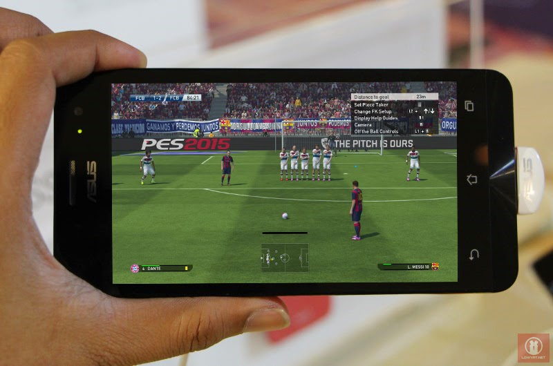 PES 2015 V3 Patch (Game PPSSPP) - Gadget Indonesia