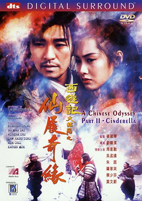 A Chinese Odyssey II Cinderella (1995) BluRay Subtitle Indonesia