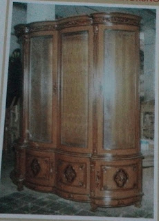 Bofet bagus bahan kayu jati tua pesan di forniture1%255B1%255D - Bufet Klasik mewah