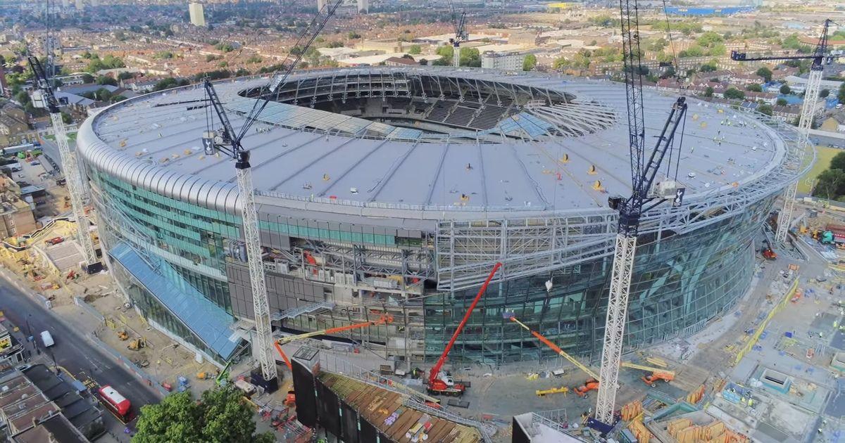 Spurs Pastikan Mulai Pakai Stadion Baru Pada Awal April