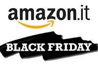 Black friday Amazon.it: toccato top vendite, 1,1 mln di prodotti