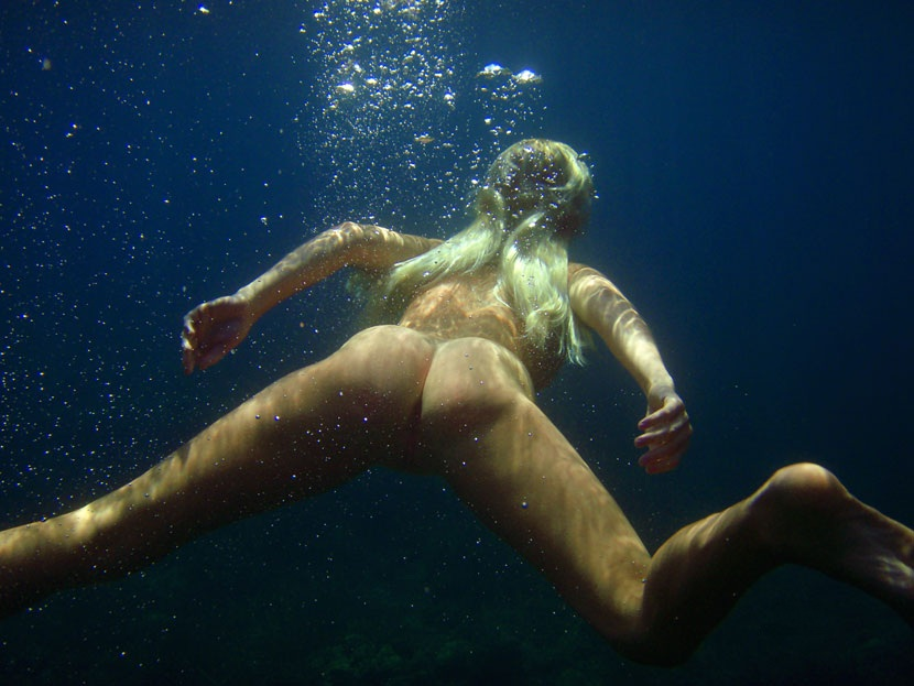 Women olympic swimmers nude