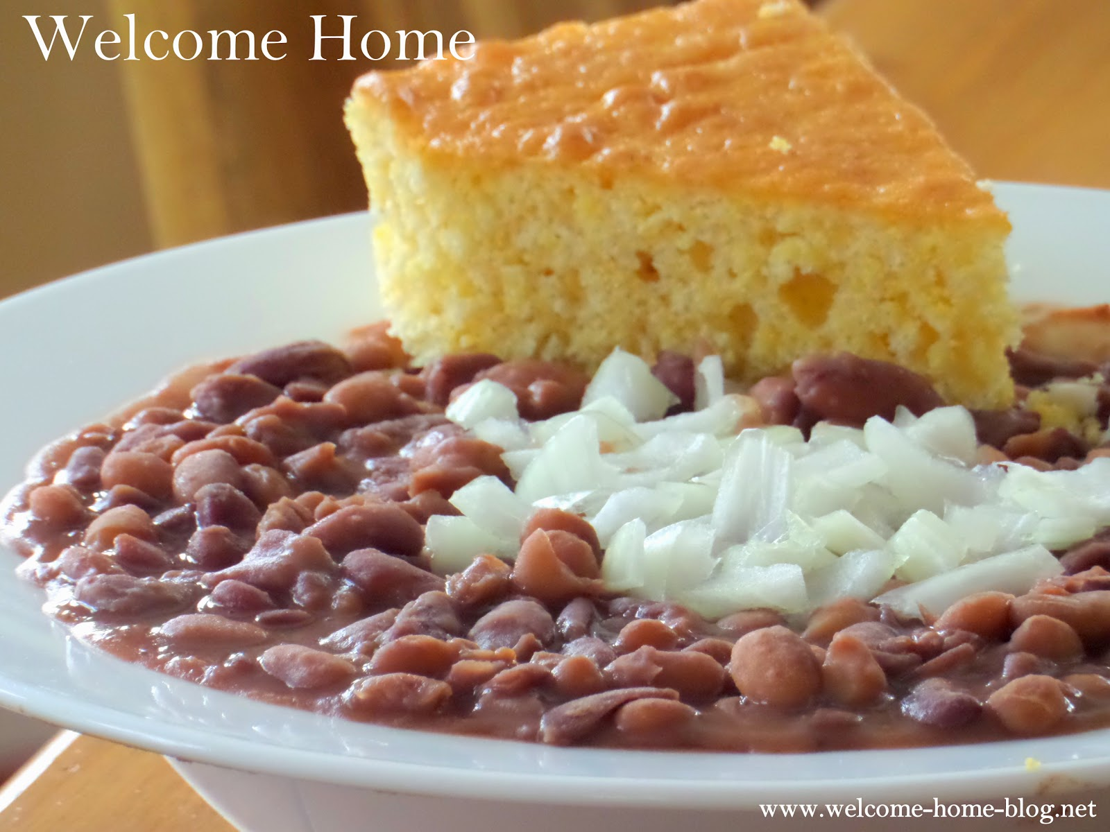Beans and cornbread detroit