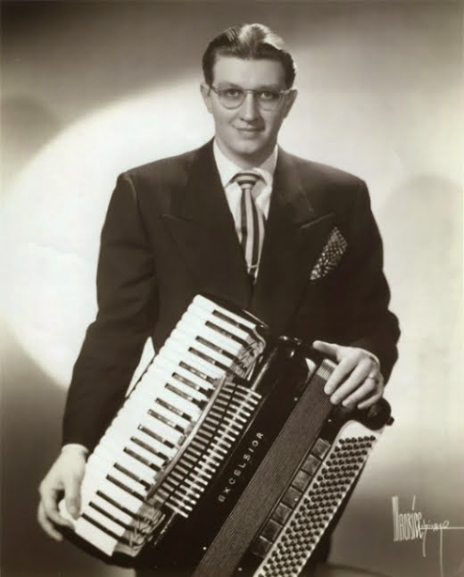 Jazz Accordion Masters