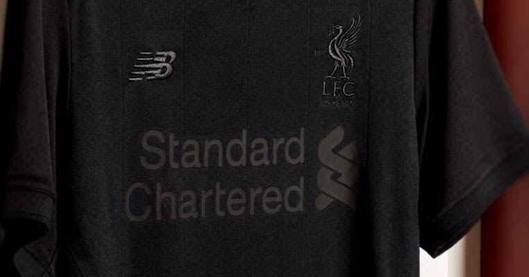 464133a1e6e Special-Edition  New Balance Liverpool Pitch Black Jersey Revealed - Sports  kicks