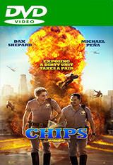 Chips: Patrulla motorizada recargada (2017) DVDRip Latino AC3 5.1