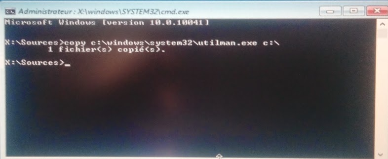 enlever code verrouillage windows 10