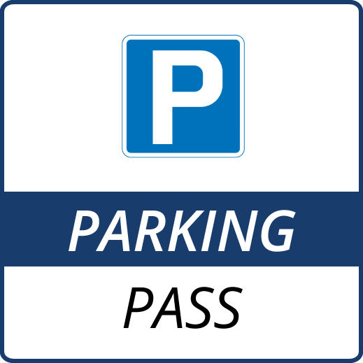 Image result for parking pass image