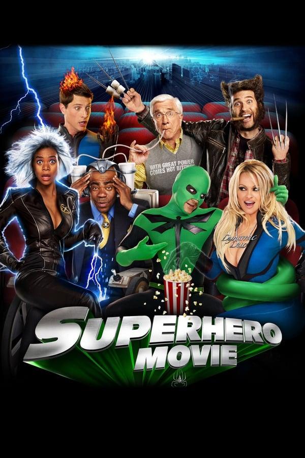 Baixar Super-Herói: O Filme (2008) Dublado