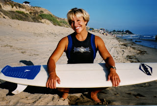 Peggy Hall Surfing Yoga Video's