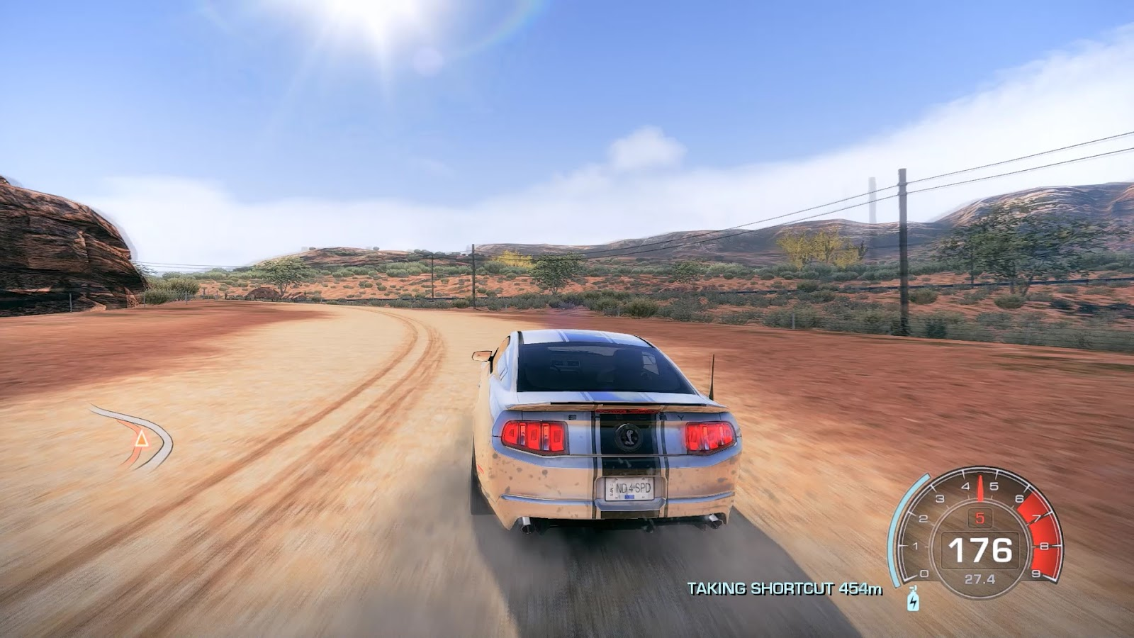 Need For Speed Hot Pursuit Ultra Realistic Graphics Mod 2017 2