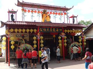 四海龙王大伯公庙