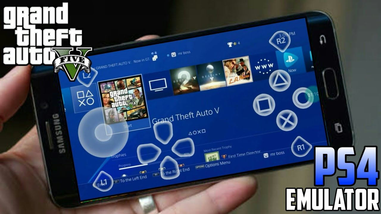 HOW TO DOWNLOAD PS4 FOR ANDROID - TECHNICAL GAMER