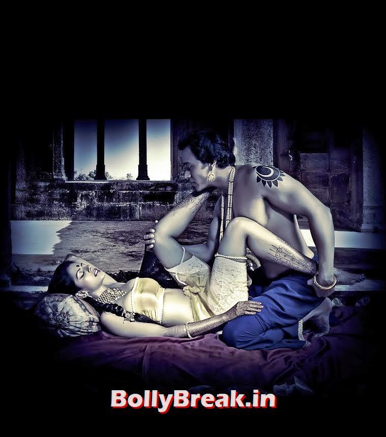 , Bhairavi Goswami Hot Pics from Kamasutra The Poetry Of Sex!