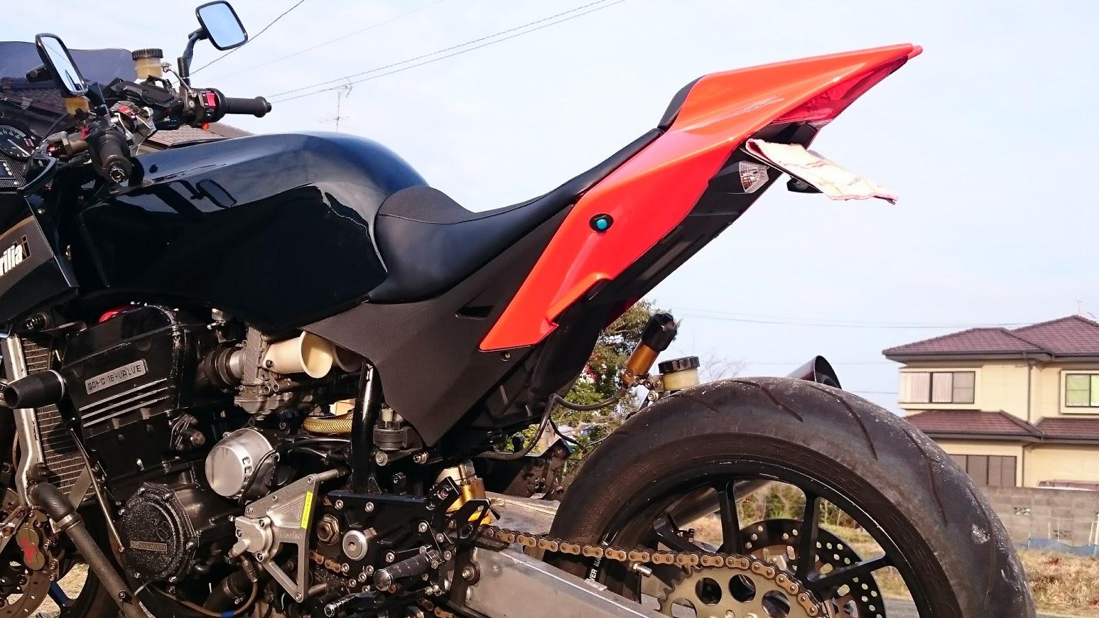 Kawasaki GPZ-R 900 et 750, 1000 RX, ZX 10 TOMCAT - Page 7 Nin17