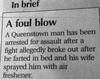 Fight breaks out after man farts in bed - Dr. Heckle