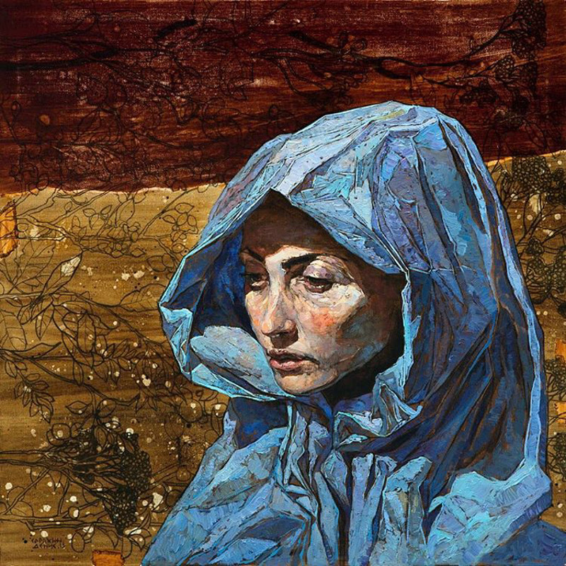 Paintings by Denis Sarazhin from Ukraine.