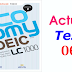 Listening Actual Test 6 Economy TOEIC Volume 2