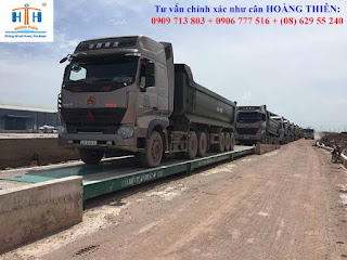 10 loại cân xe tải điện tự ổn định nhất