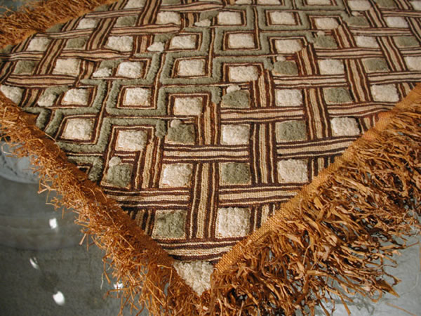 Finest African Textiles│Kuba Cloth 10