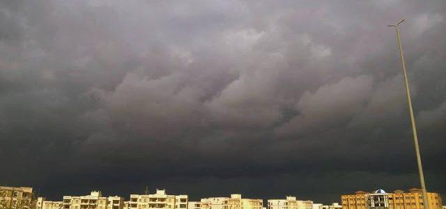 هيئة الارصاد تحذر المواطنين من الطقس خلال الايام القادمة .. وتعلن المحافظات التى سيسقط بها امطار