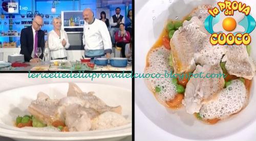 Pesce al vapore ricetta Pascucci da Prova del Cuoco