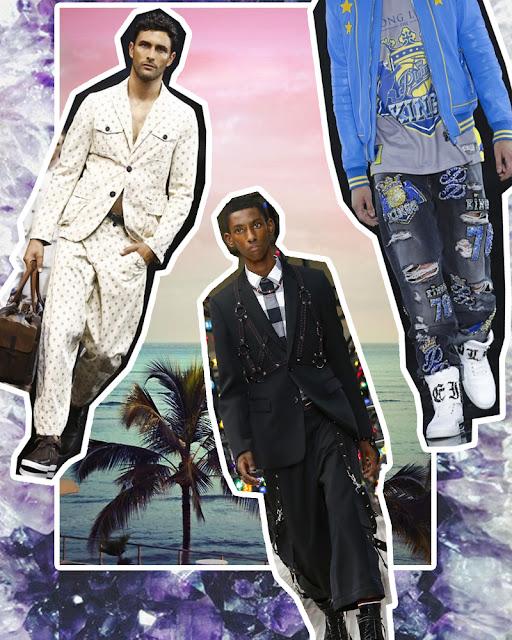 long loose pants trend menswear