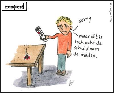 Zomperd - De schuld van de media