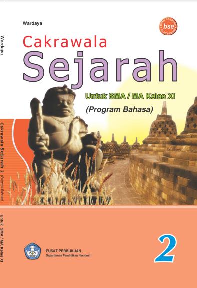 Download Buku Siswa KTSP SMA Kelas 11 Cakrawala Sejarah (Bahasa)