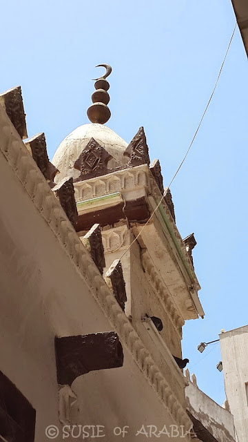 Jeddah: Old Mosque Minaret