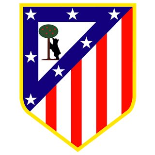 Logo Dream League Soccer 2016 Klub atletico madrid