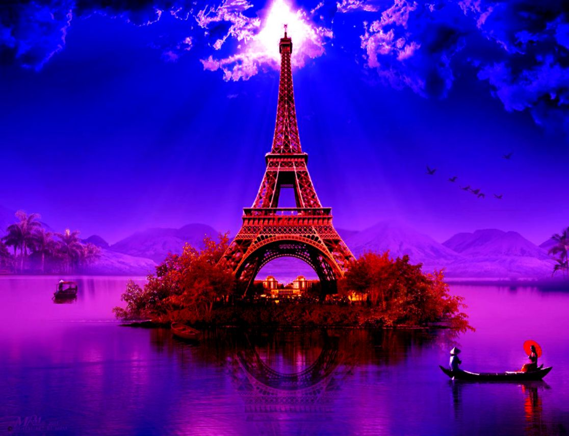 Eiffel Tower Wallpaper Mobile Wallpapers