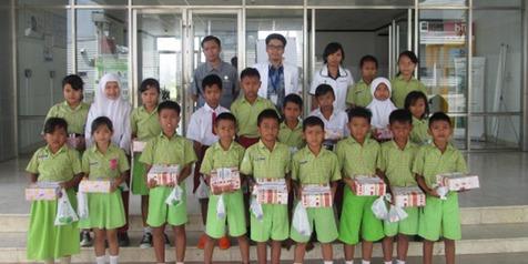 Hankook Tire Indonesia Peduli Lingkungan dan Kesehatan Anak