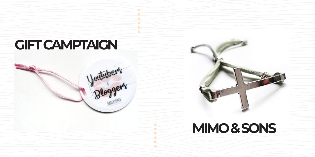 GIFT CAMPTAIGN, MIMO &SONS
