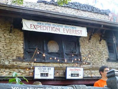 Expedition Everest Animal Kingdom Orlando Floride