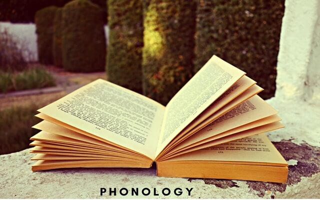 Phonology - Introduction, definitions and examples of phonology