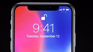 Bisa Hadirkan Poni atau Notch Persis iPhone X.