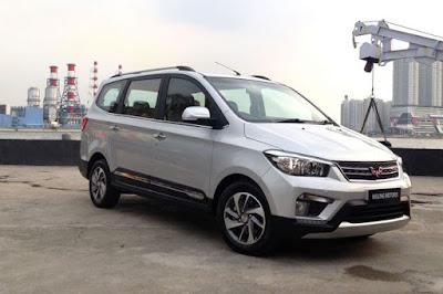 Harga Cash Mobil Wuling Confero Jakarta 2018