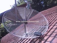 Cara Setting Parabola Tanpa TV