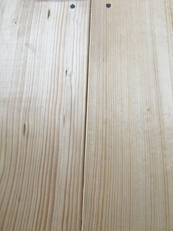 DIY Wide Plank Pine Floors Finishing | Filling Gaps With Wood Filler