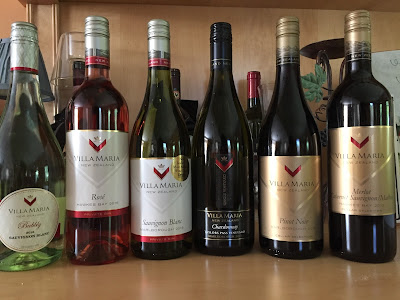 Wines of Villa Maria New Zealand