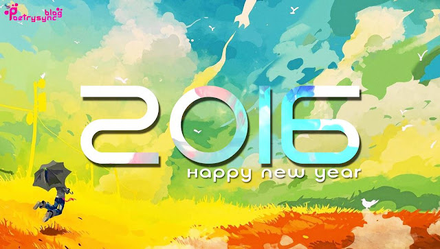 Happy New Year 2016 HD Wallpapers 14