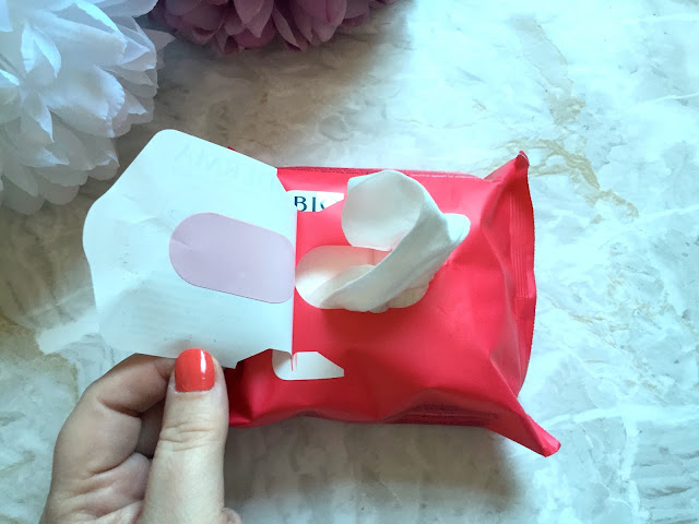 Bioderma Micelle Solution Make Up Removing Wipes