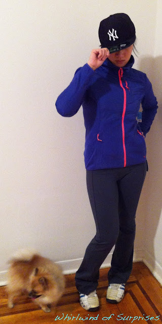 Old Navy Active Wear Outfit Review