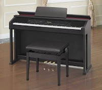 picture of Casio AP650 digital piano