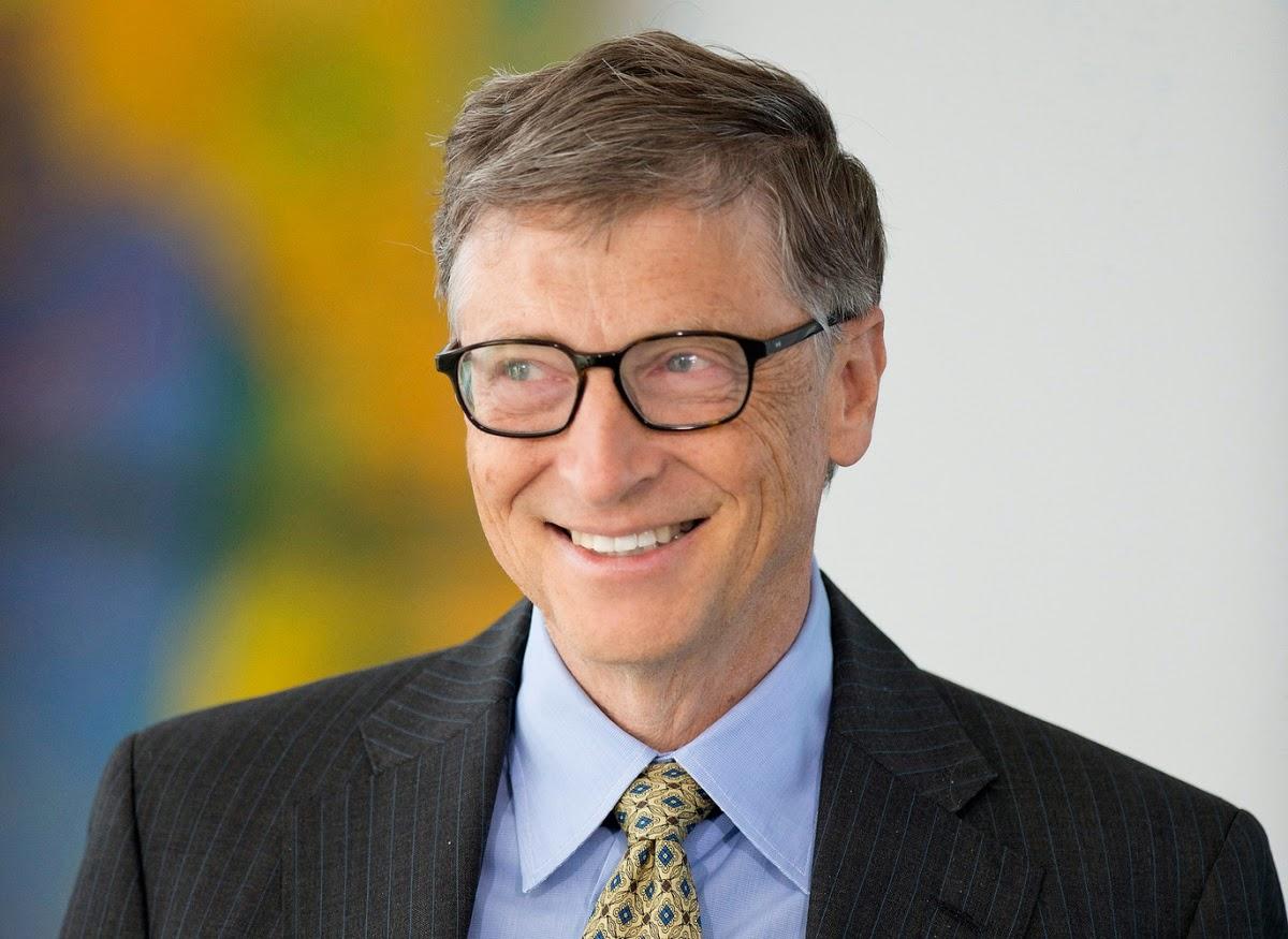 Biografi dan Kekayaan Bill Gates