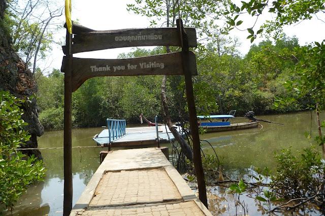 Rzeka Krabi